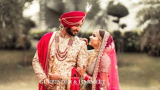 WEDDING FILM 2020 | GURBINDER & HARMEET | PUNJAB | SUNNY DHIMAN PHOTOGRAPHY | CHANDIGARH