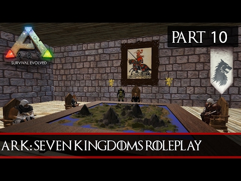 ARK: Seven Kingdoms RP Season Two #10 - What To Do With The Children?