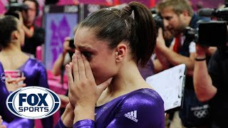 Inside Edge: Disappointment For Wieber