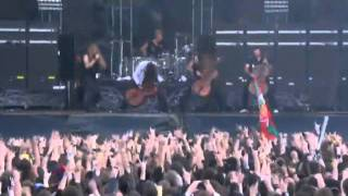 Apocalyptica 'Bring them to light' [Live at Hellfest 2011]