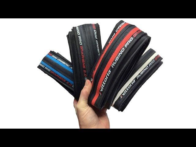 Видео Покрышка Vittoria Rubino Pro IV G2.0 700x25C Foldable Full Black