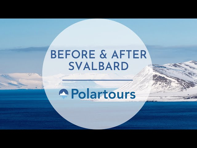 Before and After Svalbard
