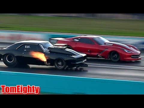 Street Outlaws No Prep Kings Grudge Racing Texas | Youtube Search RU
