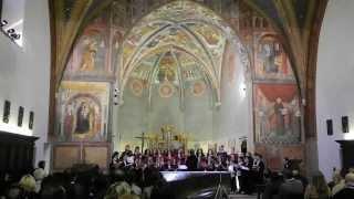 preview picture of video 'Coro Giocanto - Coro Nuove armonie - Shalom'