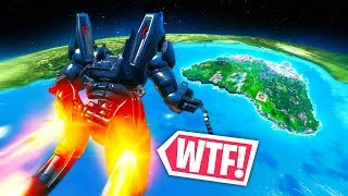 *breaking* longest travel distance..!!! fortnite funny and best moments ep.568 (fortnite royale)