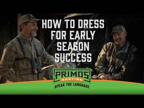 How to Dress for Early Season Deer Hunting video thumbnail