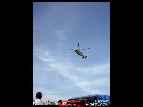 helikopter PT. SADANA