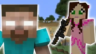 Minecraft: HEROBRINE IS HERE MISSION - The Crafting Dead [36]