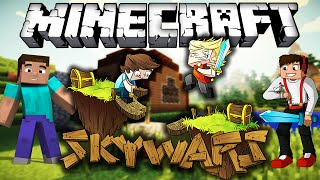 Minecraft: SKY WARS - Najlepsza Mini Gra w Minecraft - Mini-Game!