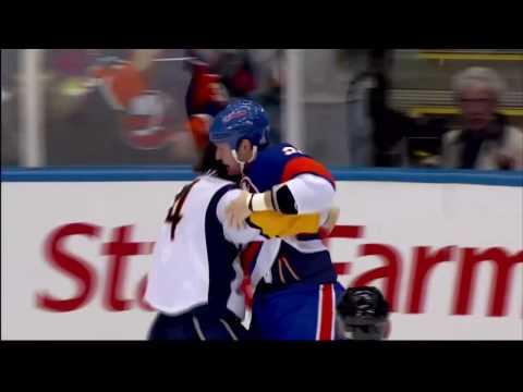 Steve Montador vs Tim Jackman