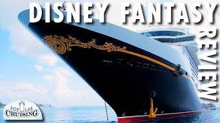 Disney Fantasy Tour & Review ~ Disney Cruise Line ~ Cruise Ship Tour & Review