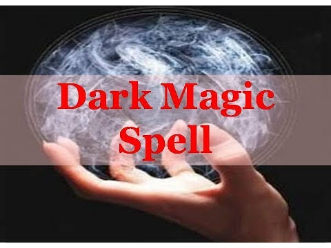 Best dark magic spell to fulfill all your wishes