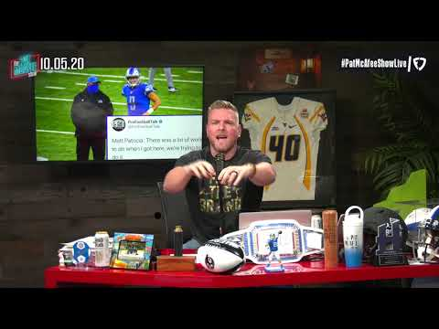 The Pat McAfee Show | Monday October 5th, 2020