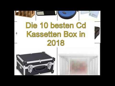 Die 10 besten Cd Kassetten Box in 2018