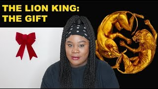 BEYONCÉ - The Lion King: The Gift Album |REACTION|
