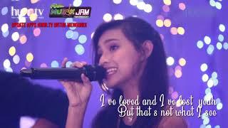 Erissa Puteri - Thank U, Next by Ariana Grande I Muzik Jam Musim Ke-2