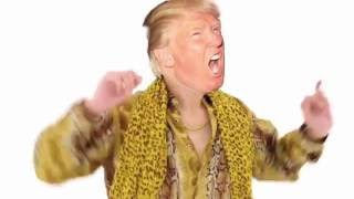 Pen-Pineapple Apple-Pen (PPAP) Trump