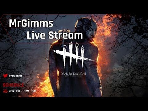Dead by Daylight live stream - Stranger Things DLC tomorrow!