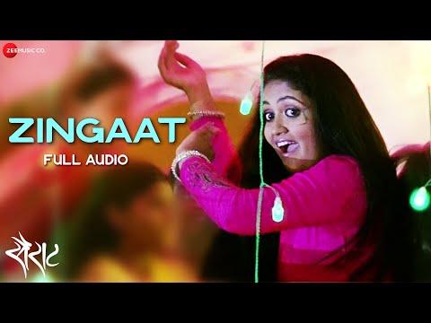 Zingaat - Full Audio Song | Sairat | Ajay Atul | Nagraj Popatrao Manjule
