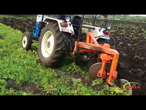 URDP H-35 Hydraulic Reversible Disc Plough