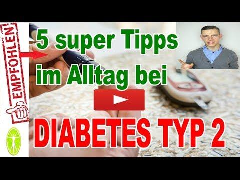 Empfangen von diabetischem Drogen-Schema