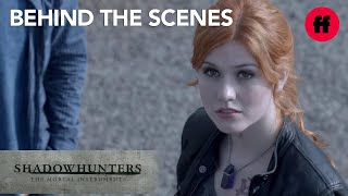 Shadowhunters | Behind the Scenes Season 1: Dominic Sherwood Talks About Jace