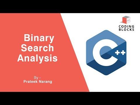 Binary Search Resources Coding Blocks