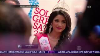Dikna Faradiba Mengharumkan Nama Indonesia Di Ajang Miss Tourism Internasional