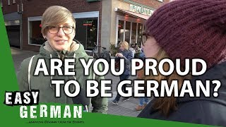 Are you proud to be German?   Easy German 233