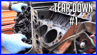 Cylinder Head Removal