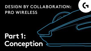 Design by Collaboration: PRO Wireless Gaming Mouse - Part 1: Conception