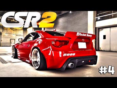 CSR Racing 2. Прохождение №4 (Gameplay iOS/Android)