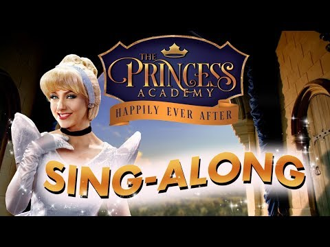The Princess Academy - SING ALONG - Happily Ever After (Disney Princesses from Wreck it Ralph 2)