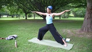 Protected: July 19, 2021 – Tamara Cottle – Hatha Yoga (Level I)