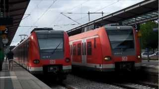 preview picture of video 'Deisenhofen - Münchner S-Bahn'