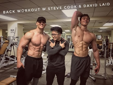 Không hẹn mà gặp ft. STEVE COOK & DAVID LAID | Best New Year Ever| An Nguyen Fitness