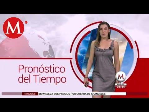 El clima para hoy 30 julio 2018 con Marilú Kaufman