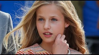 Leonor, así ha sido su debut en los Premios Princesa de Asturias | Diez Minutos