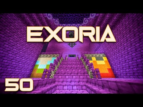 Exoria EP50 Voidcraft Xia Portal of The Gods