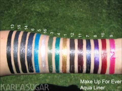 Aqua Liner by Make Up For Ever #11