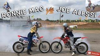 Ronnie Mac Vs Joe Alessi