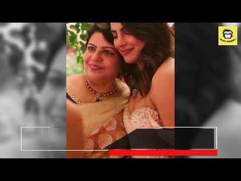 Priyanka Chopra's mother Madhu Chopra says she was worried for her career in the beginning