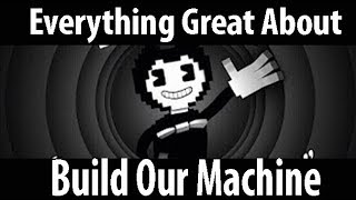 Everything Great About Build Our Machine In 8 Minutes Or Less