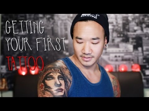 Video GETTING YOUR FIRST TATTOO | SURVIVAL GUIDE