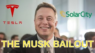 SOLARCITY: WHAT MUSK SOLD TESLA (Pt2)