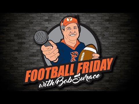 Football Friday with Bob Surace: Week 9 vs. Yale