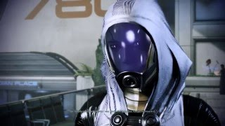 Tali Full Face Mod in-action