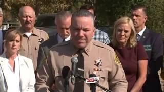California school shooting: Sheriff updates shooting, victims at Saugus High School in Santa Clarita
