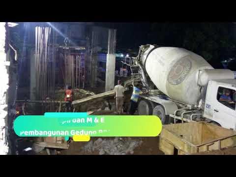 Pembangunan Gedung BPJS Kesehatan KC Jakarta Pusat
