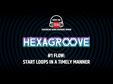 Hexagroove Six Rules of Dance Music: Flow thumbnail